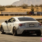 German Segura Toyota FR-S Drift/Grip IV Grange Circuit Superwow Factory