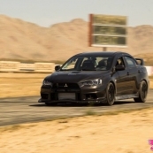 Mitsubishi Evo X Drift/Grip IV Grange Circuit Superwow Factory