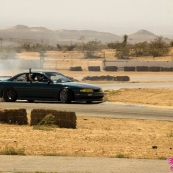 Chad Soares Nissan Zenki S14 Drift/Grip IV Grange Circuit Superwow Factory