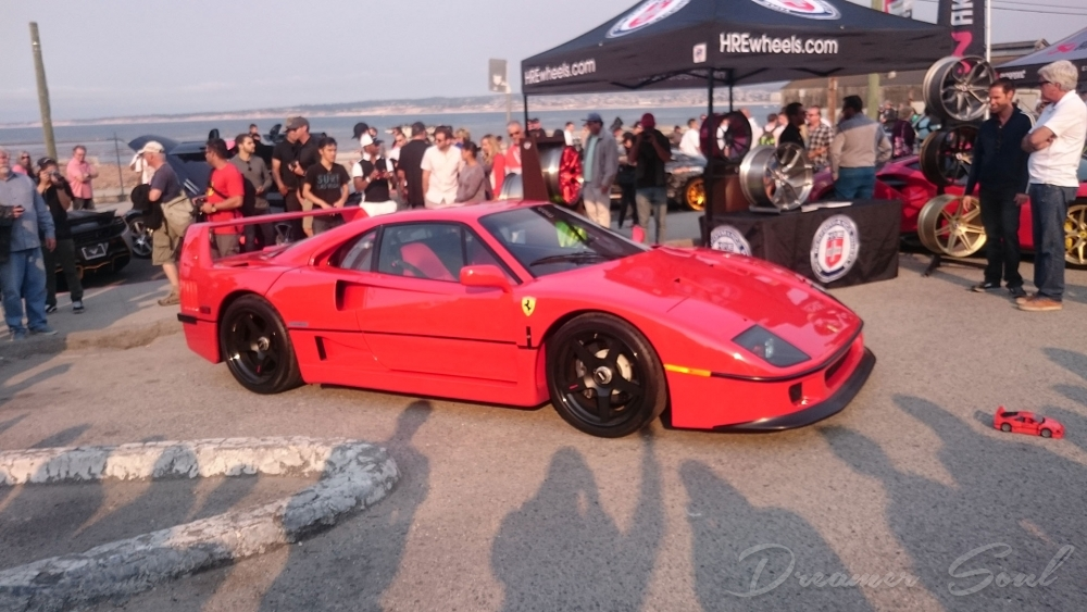 Ferrari F40 of Peace