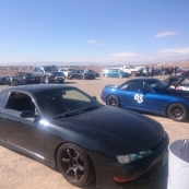 S14 and Miata ready for action