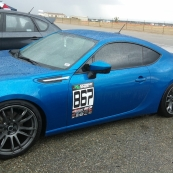 Strong BRZ Car Number 86?